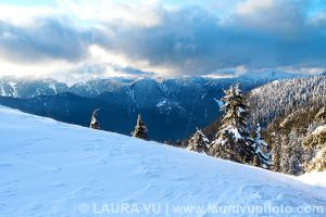 Silent Storm  Mount Seymour Provincial Park in Northern Vancouver, British Columbia