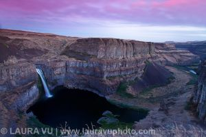 Palouse Falls - Palouse, Washington