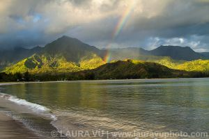 Over the Rainbow - Kauai, Hawaii
