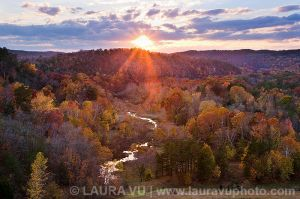 Fall Beauty - Beavers Bend State Park, Oklahoma